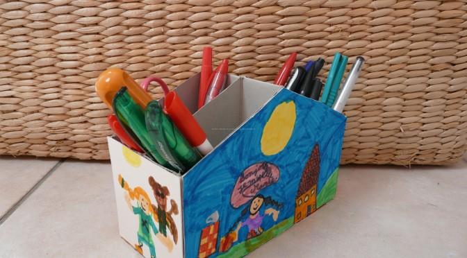 Tuto Pot à crayons