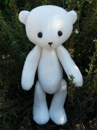free pattern Bear