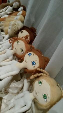 poupées d'art