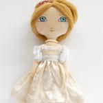 OOAK Art Doll Small Maï 17