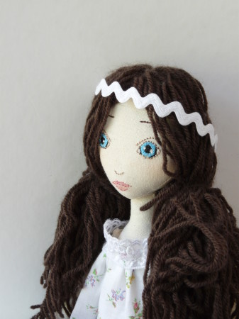DIY Art Doll