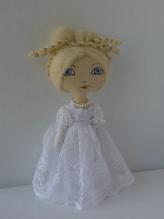 OOAK Art Doll Small Maï 19