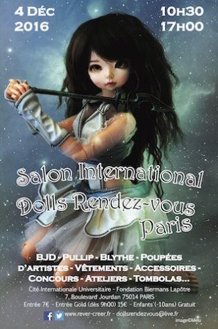 poupées rendez vous à Paris