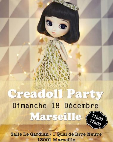 creadoll'party