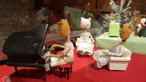 exposition un monde de miniatures Marseille MAMA