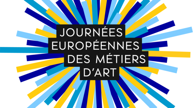 JEMA  2018 – Journées Européenne des Métiers d'Art