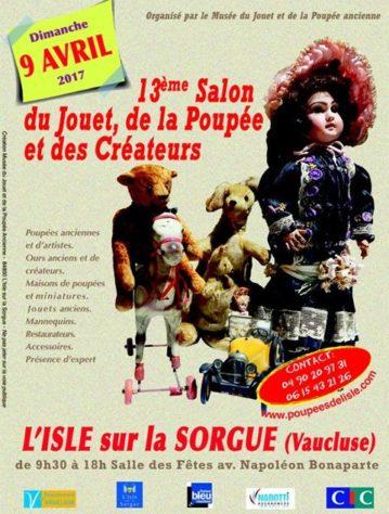 salon du jouet de la poupée et des createurs