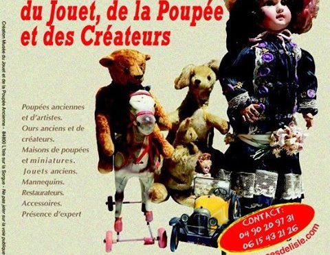 Exhibition France, Salon du jouet, de la poupée et des créateurs