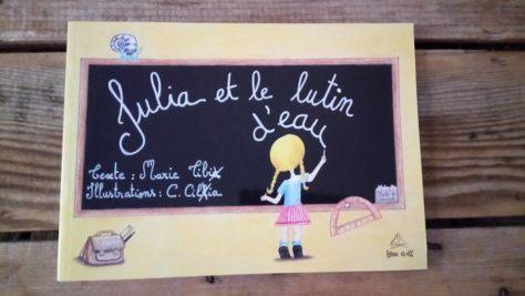 julia et le lutin d'eau