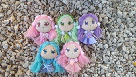 chibis kawaii dolls