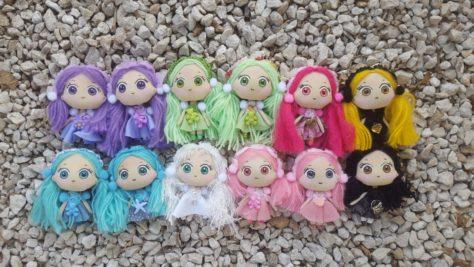 chibis kawaii Puppen