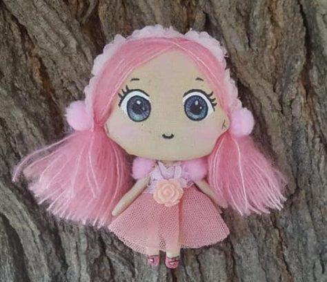 かわいい人形をchibis
