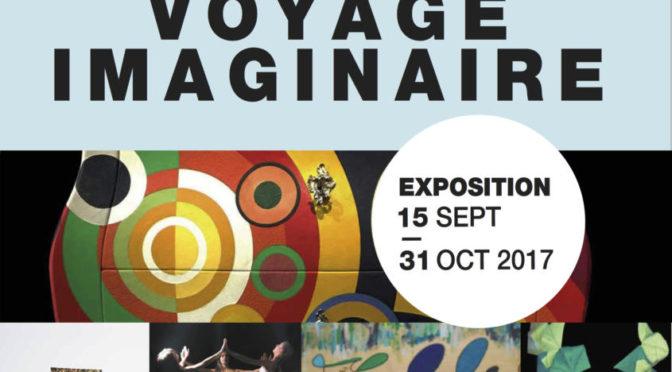 """Exposition Maison de l'Artisanat et des Métiers d'Art """"Voyage imaginaire"""""""
