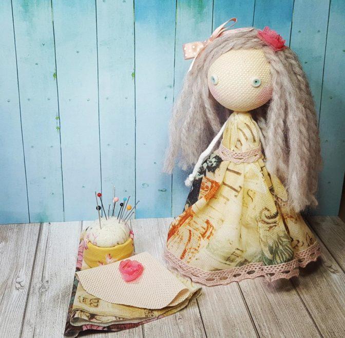 atelier poupée lili