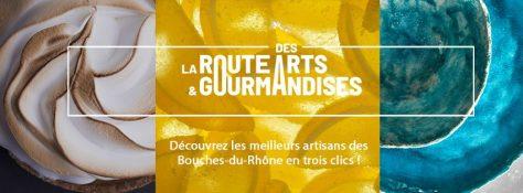 la route des arts et gourmandises